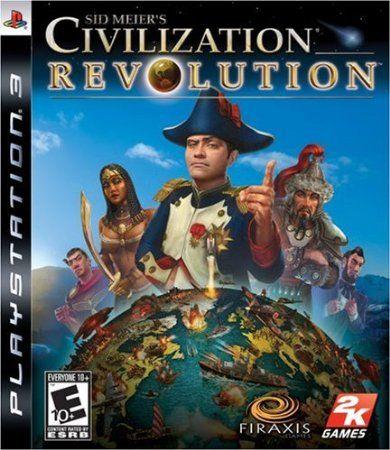 Sid Meier's Civilization Revolution (PS3) #gameuniverse #videogames #gamer #xbox #nintendo #playstation
