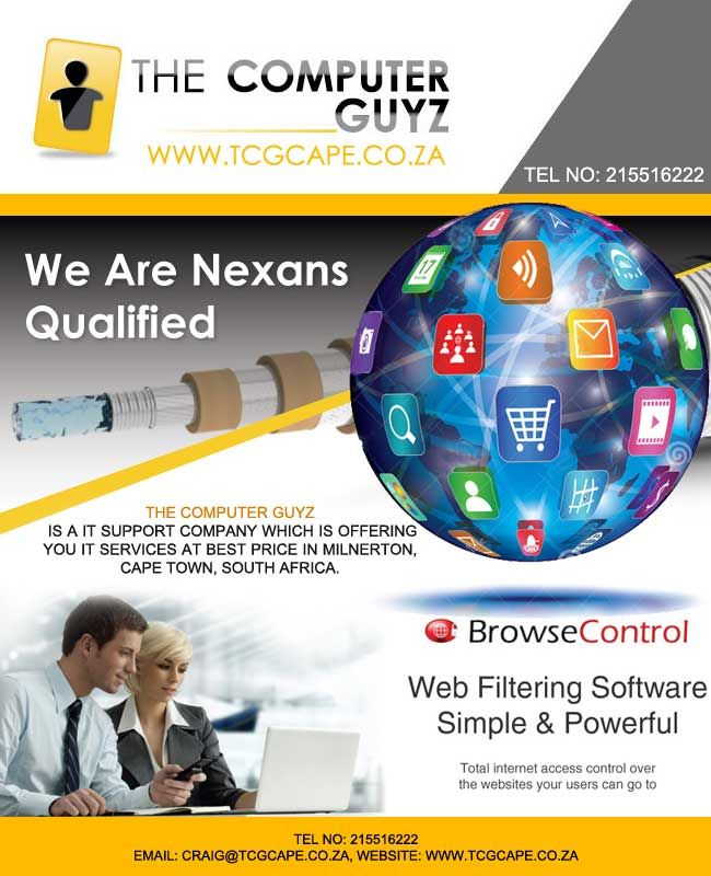Infographic IT Support Somerset West  The Computer Guyz is an IT - service level agreement
