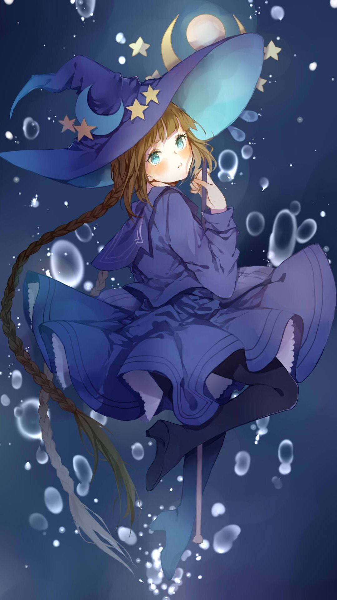 Pin by Lara on anime icons Anime witch, Anime, Kawaii anime