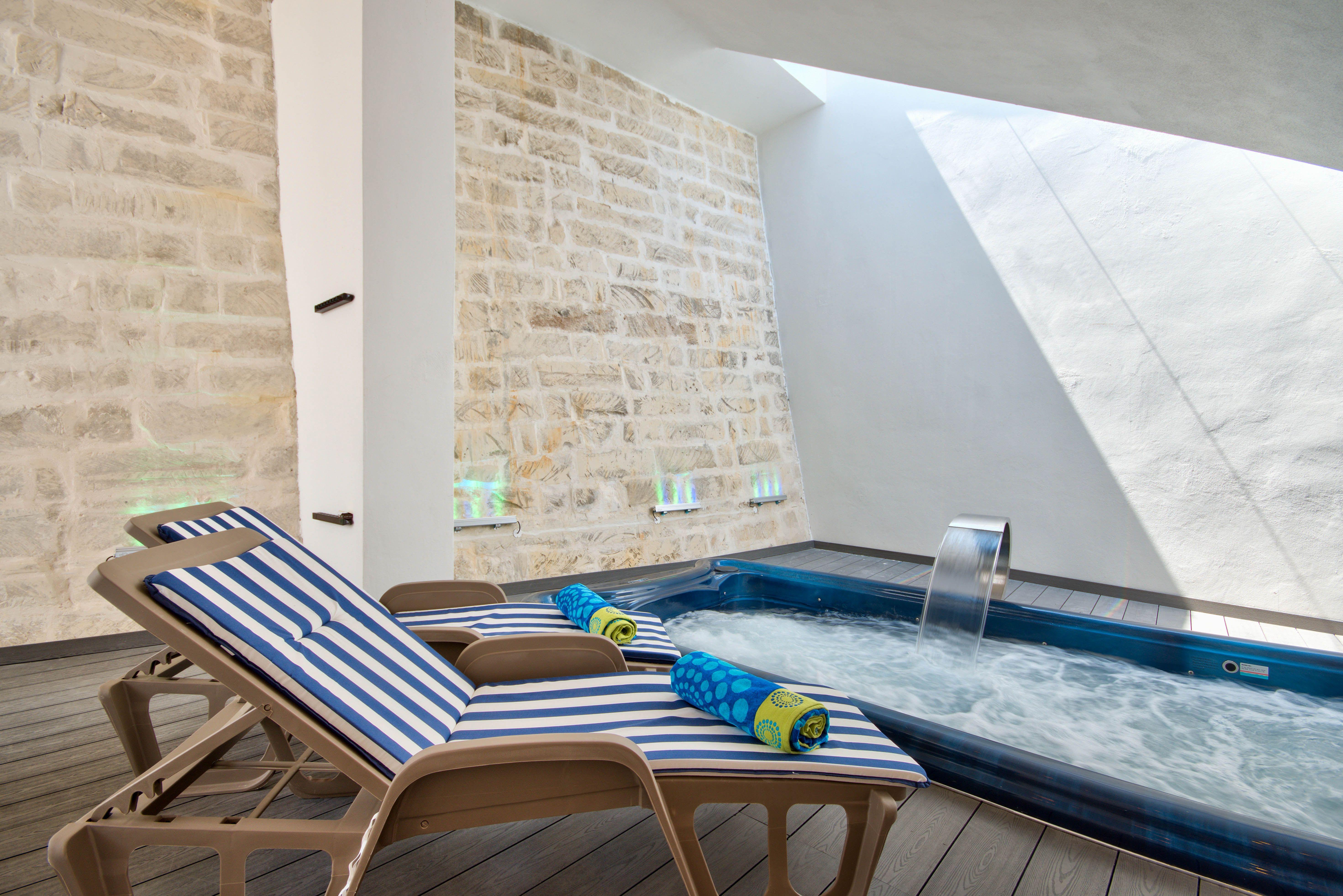 Indoor Pool #pool #indoorpool #travel #luxury #villa # ...