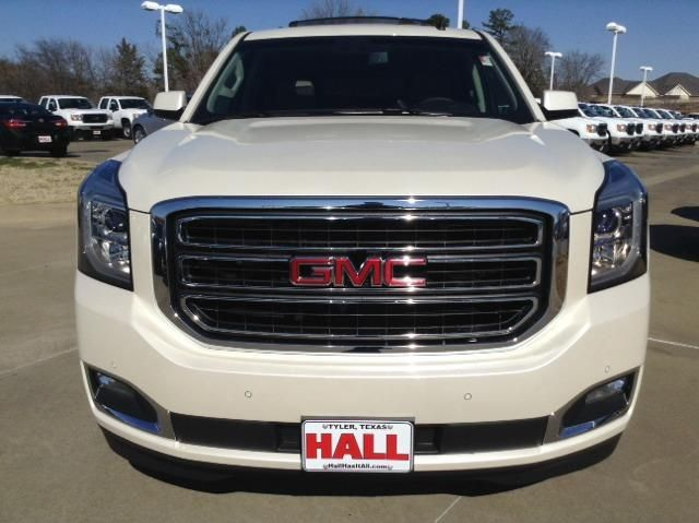 2015 Gmc Yukon Slt 4x4 Slt 4dr Suv Suv 4 Doors White For Sale In