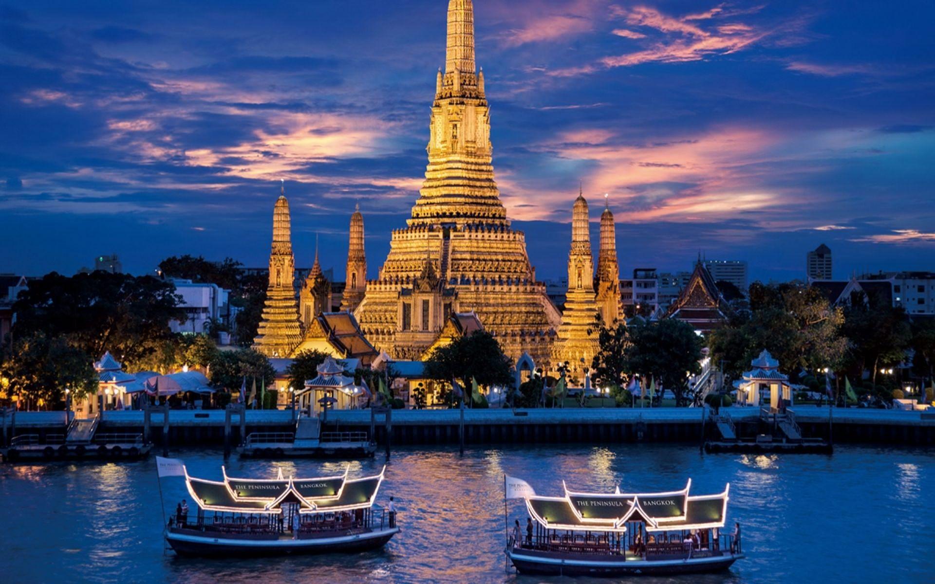 Thailand 5 Hari 4 Malam Thailand Tempat Liburan Dan