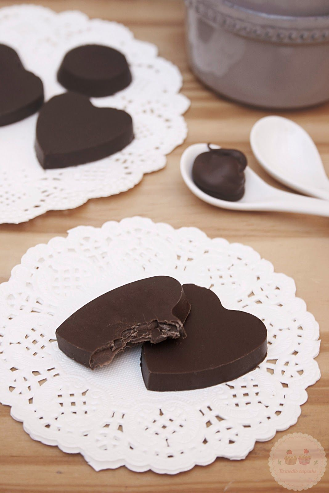 bombones de nutella