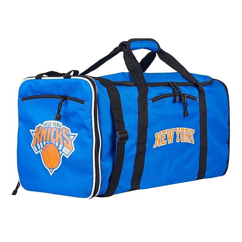 fdeb130554d8 New York Knicks Steal Duffel Bag | Products | Bags, Duffel bag, New ...