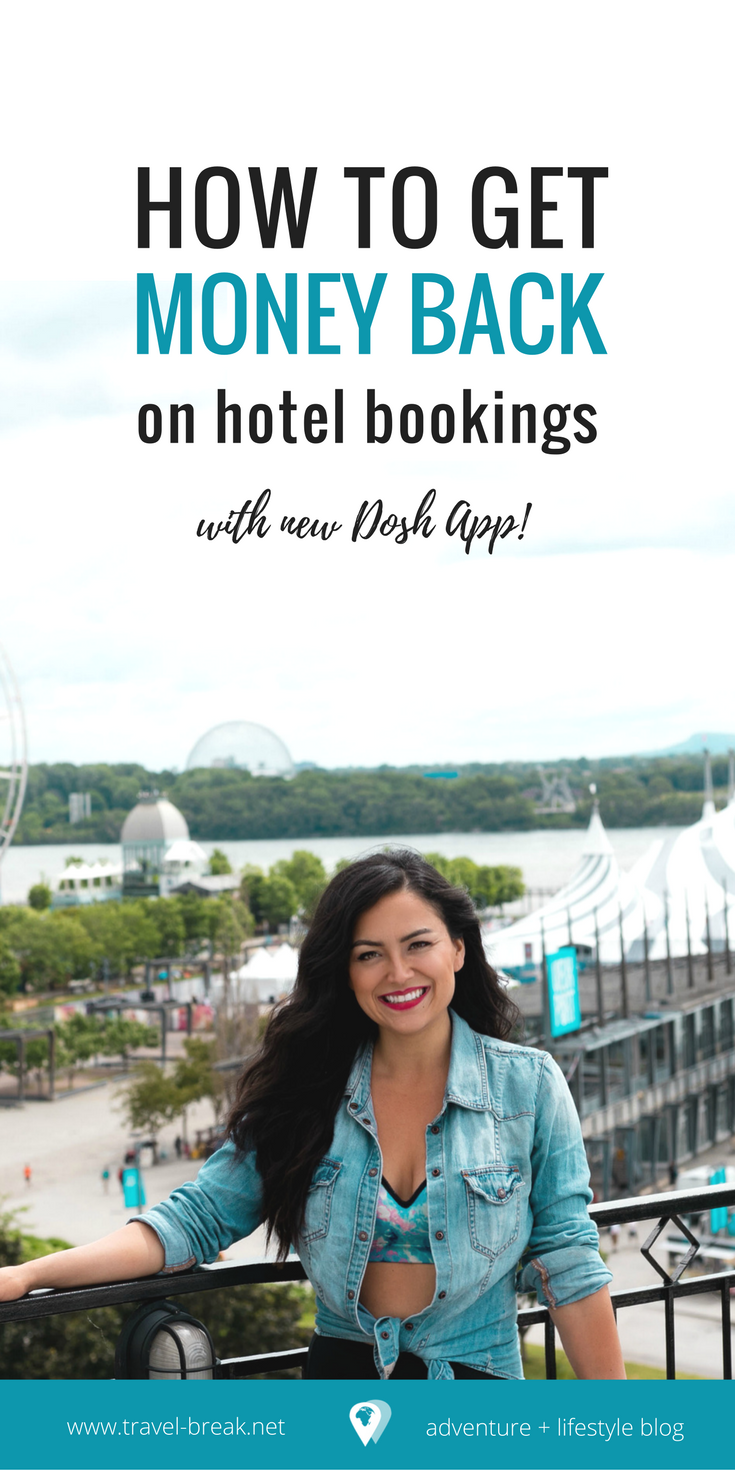 The newest travel hack let's you get DOUBLE the travel rewards for booking hotels, restaurants and select shopping. Have you heard of the new DOSH travel app?