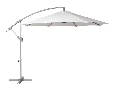 Canopy for 2 5m Round Cantilever Parasol/Umbrella - 6 Spoke in 2019