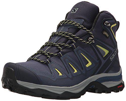 Salomon Damen X Ultra 3 Mid GTX Trekking & Wanderstiefel