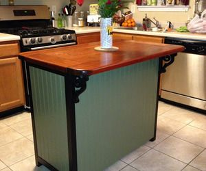 Best An Ikea Hemnes Dresser Turned Into A Kitchen Island 400 x 300