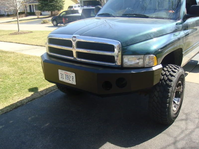 Dodge Ram Bumper Kits Plans Aftermarket Winch Bumpers Page 2 Dodge Cummins Diesel Forum Winch Bumpers Dodge Ram Bumper Truck Bumpers Dodge