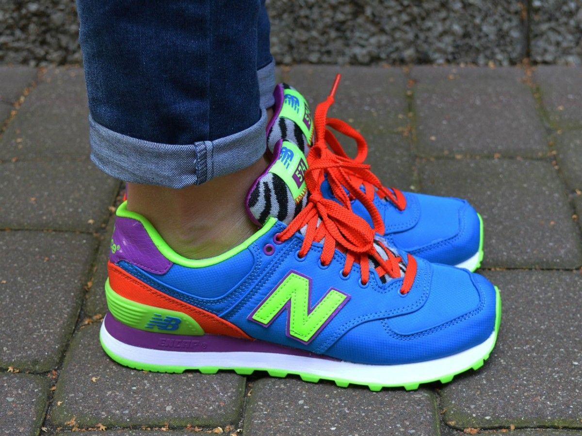 new balance color