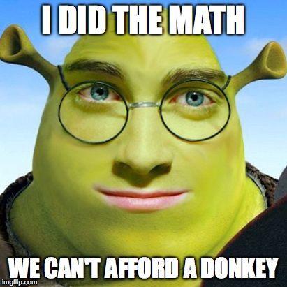 Pin by Emanee on Shrek Obsession | Shrek, Shrek memes, Funny
