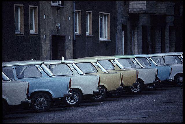 Trabant - berlin