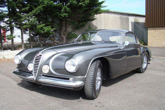 1948 Alfa Romeo 6c 2500 Villa D Este Coupe For Sale At Hall And