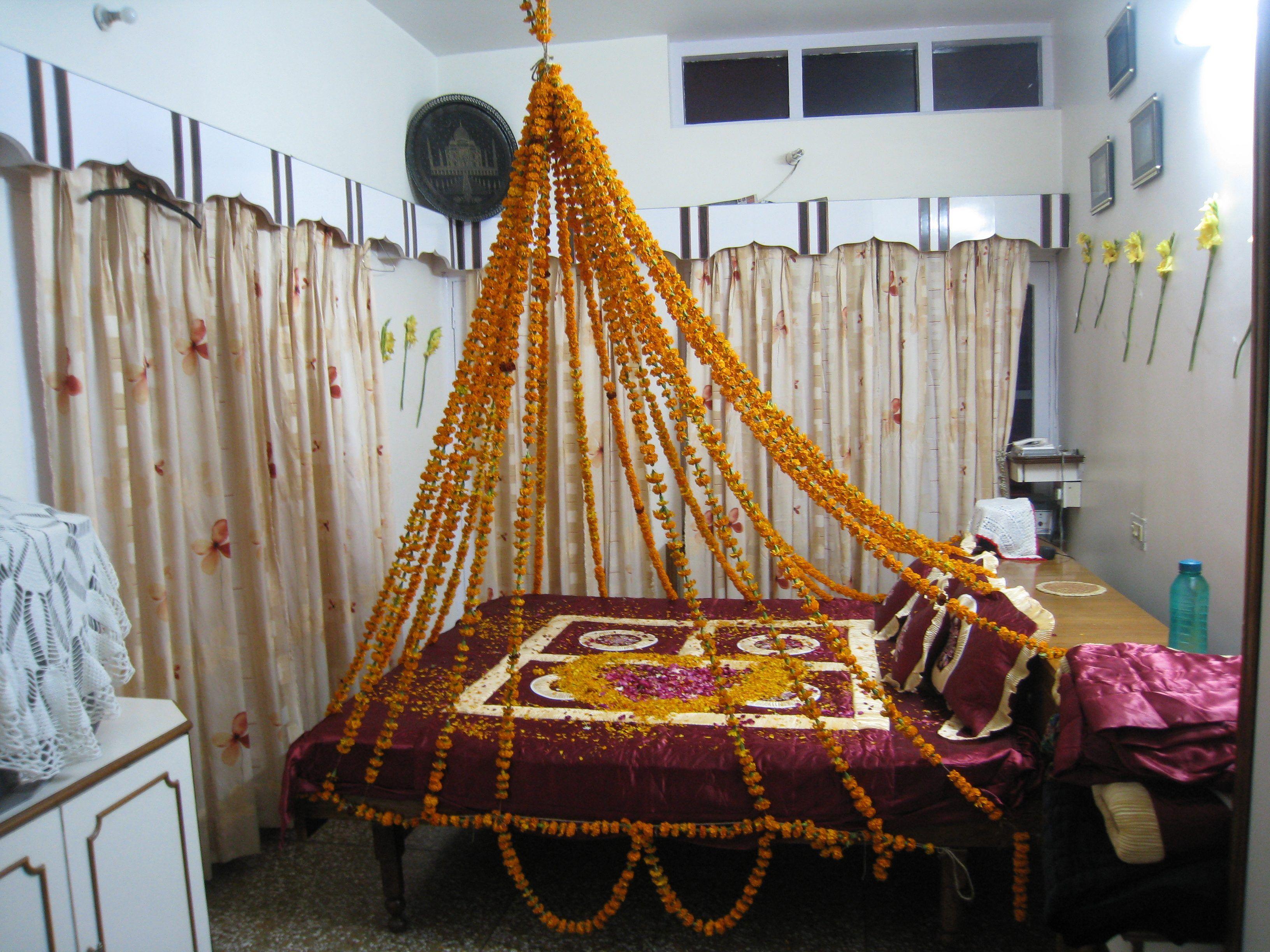 Indian wedding bedroom decoration https://bedroom design 2017