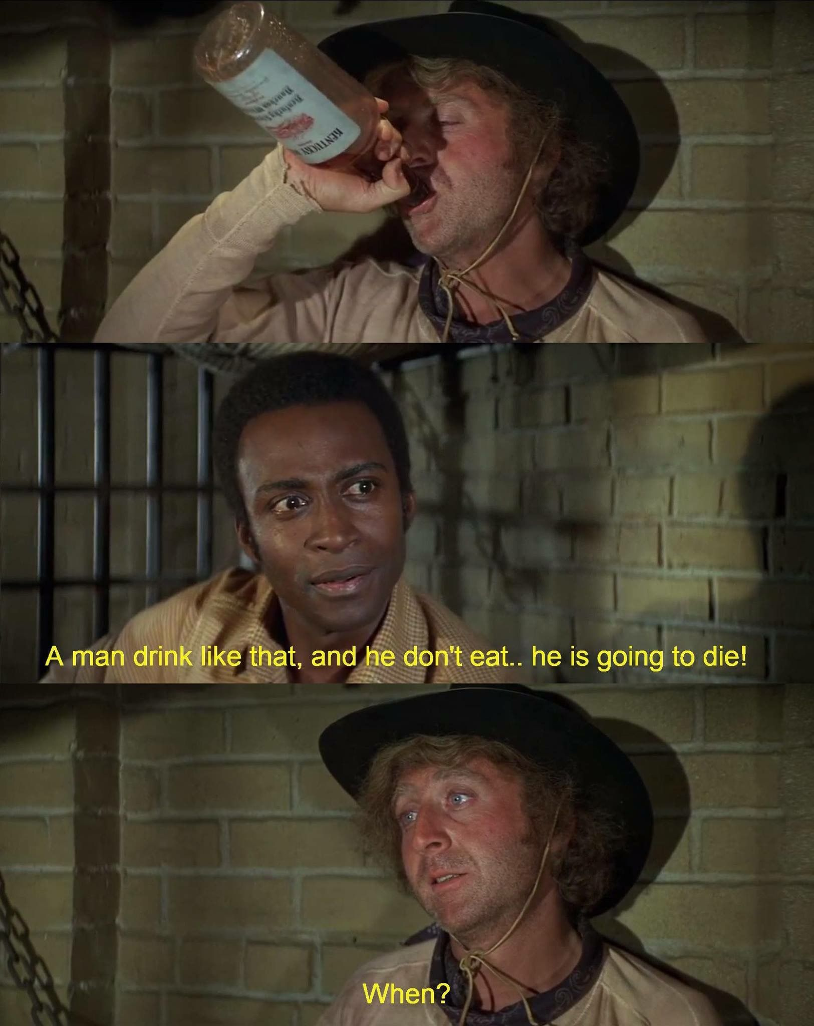 The Waco Kid #Blazingsaddles