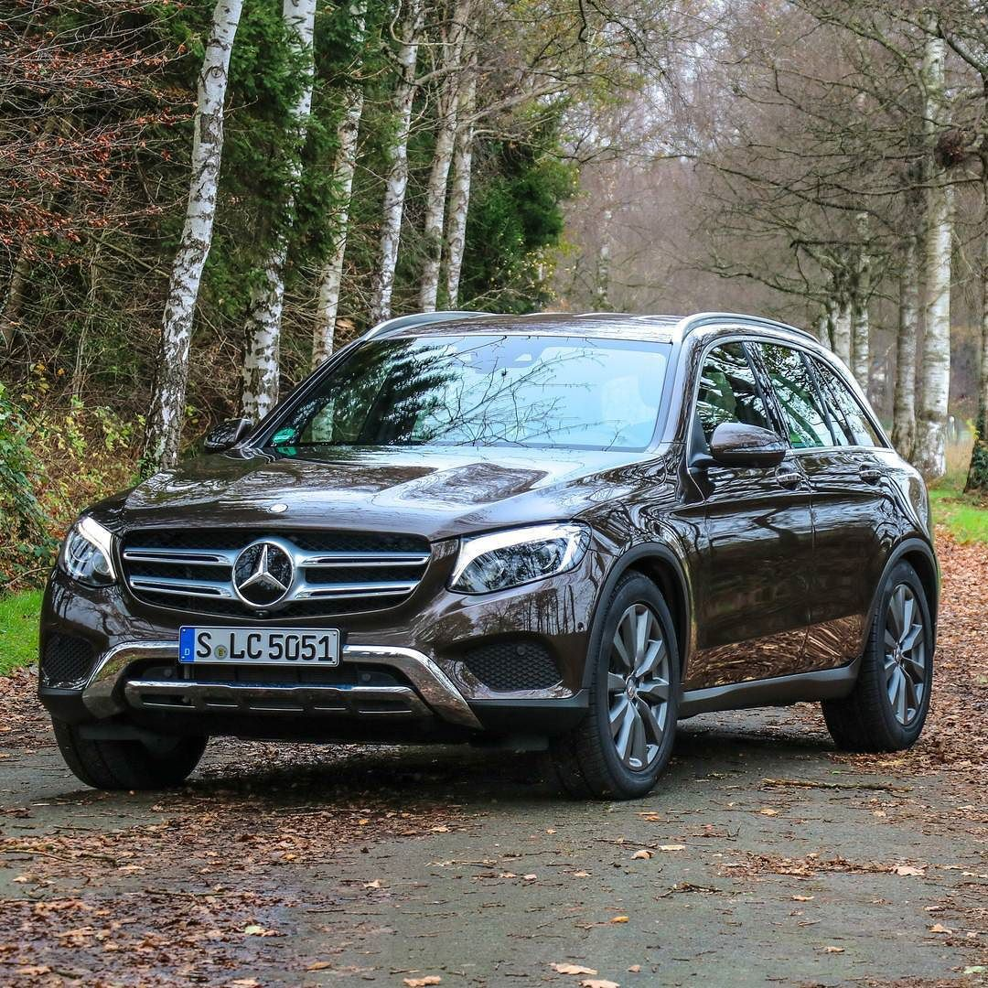 The Mercedes-Benz GLC! The Second Generation Of The Mid