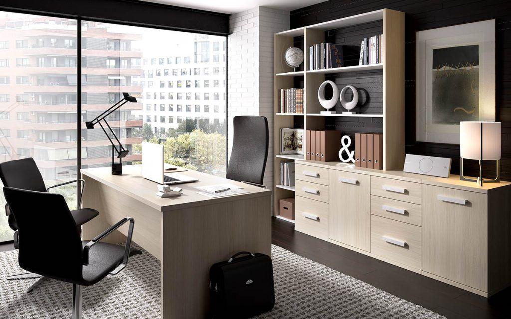 Muebles de oficina | Oficinas | Desk, Office desk y Furniture