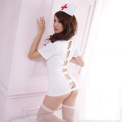Super Sexy Japanese Nurse