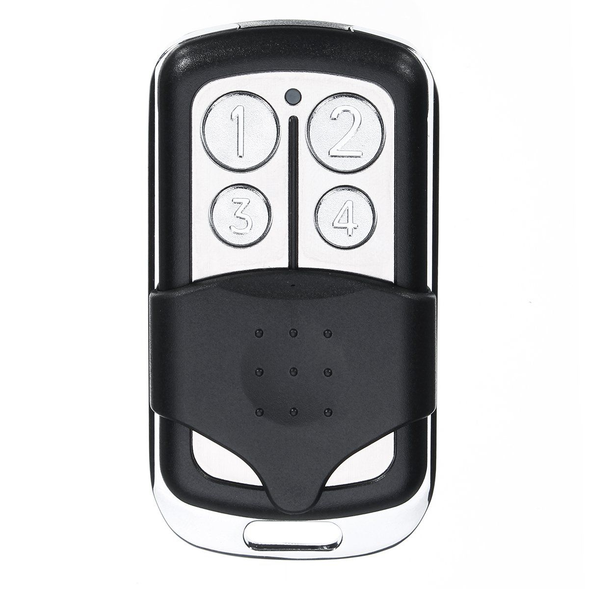 4 Buttons 390mhz Garage Door Gate Remote Control Key For