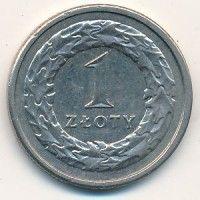 1 злотый 1991 стоимость монет 100 рублей 1992 года цена
