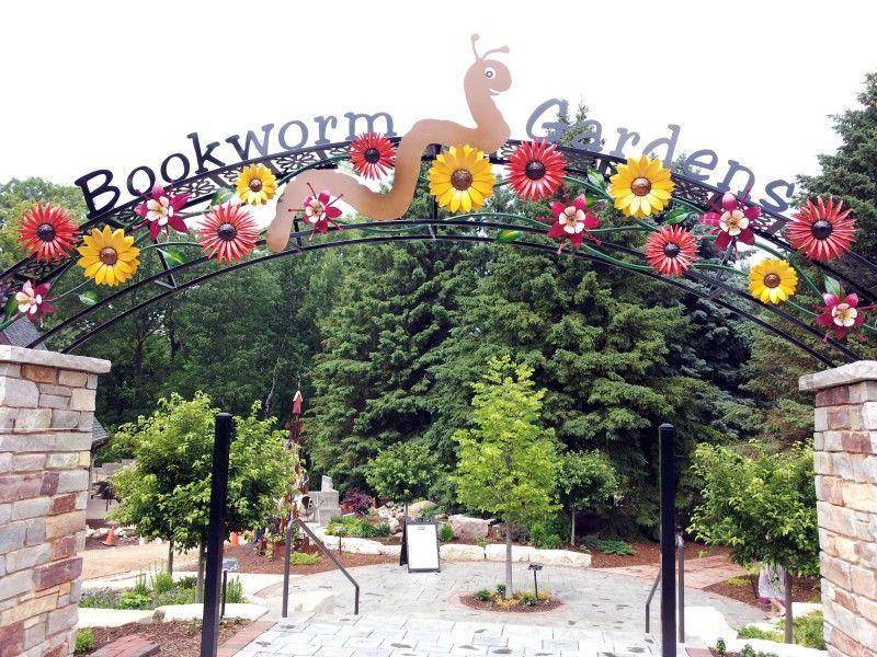 rumahama oasis Bookworm gardens, Exploring wisconsin