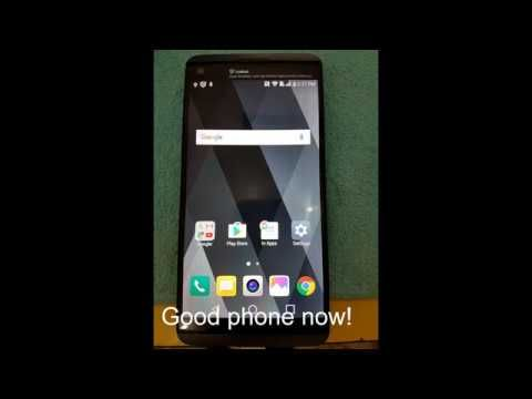 Remove google account LG V20 T-Mobile H918 H910 LS997 VS995