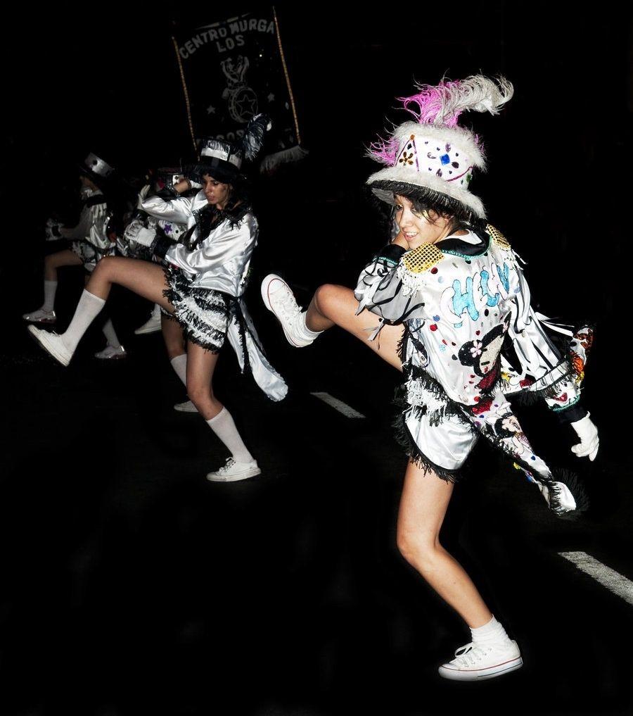 Murga Dancing Trajes De Murga Disfraces Difraces