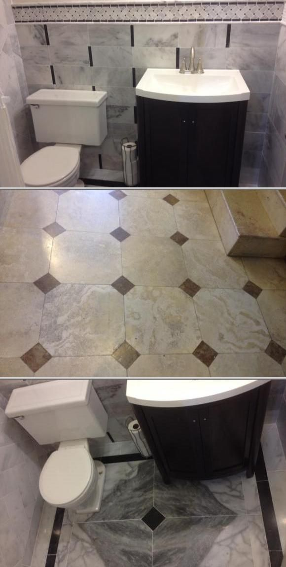 This Company Provides Ceramic Tile Flooring Installation Services At