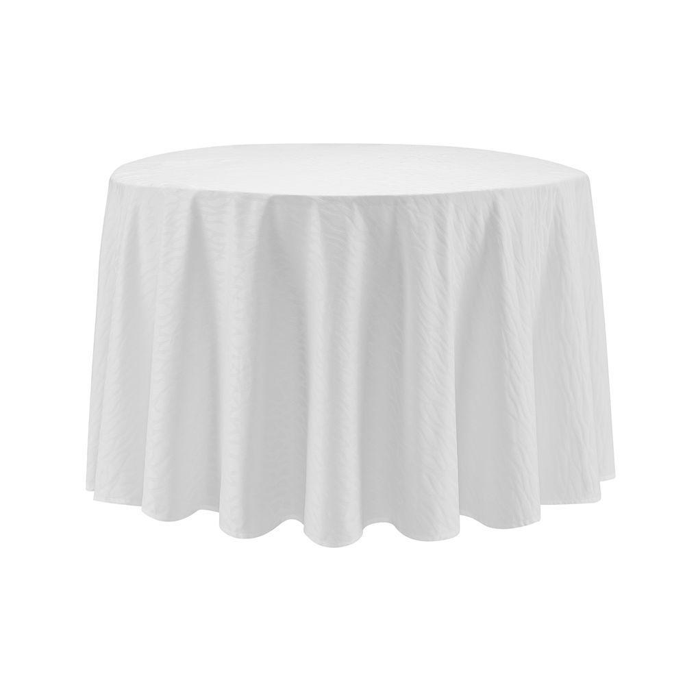 """Waterford Desta Tablecloth, 90"""" Round"""