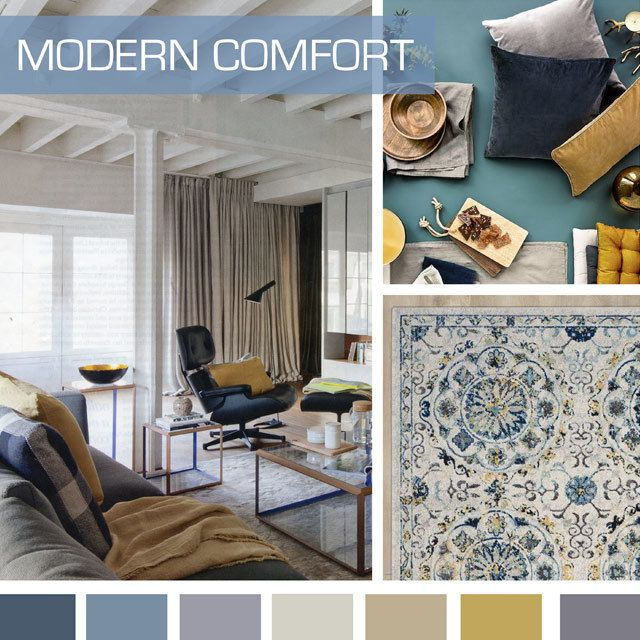 Trends: Spring/Summer   Home Furnishings Interiors Color S/S 2018