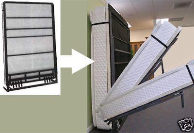 Murphy Bed Frame Hardware Queen Size With Heavy Duty Floor Saver Wall Mount Murphybedframecom