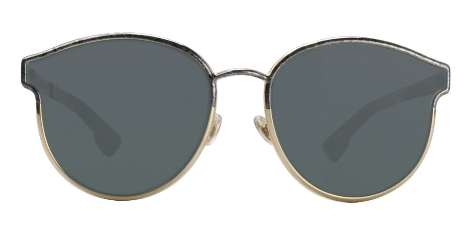 fc27a93545 Dior - Symmetric Gold Black - Blue sunglasses