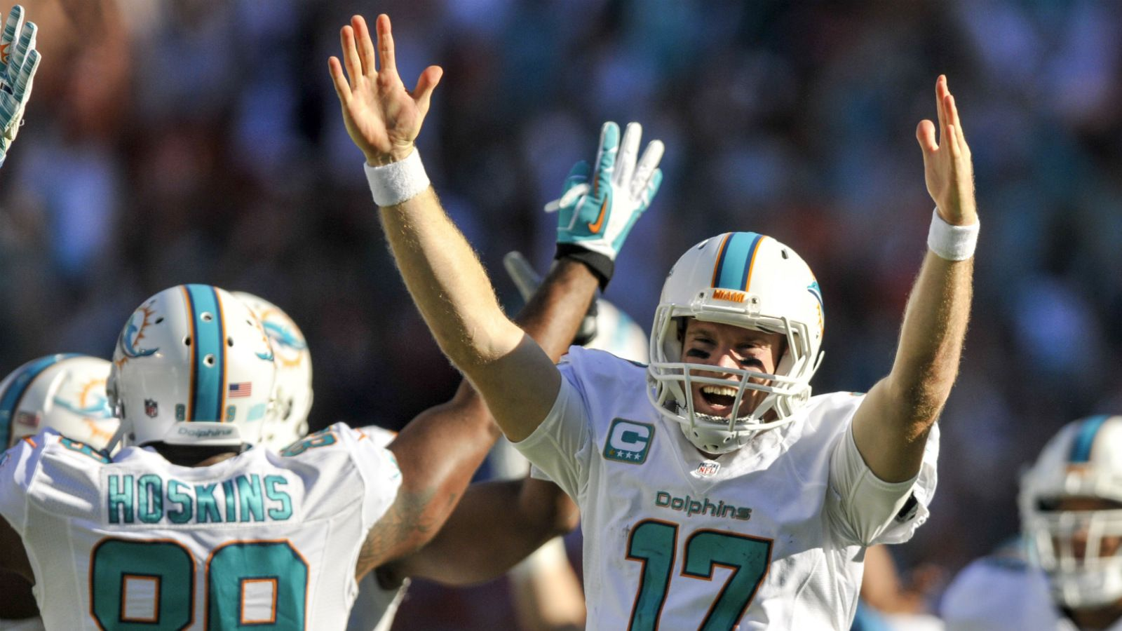 3 Miami Dolphins The Dolphins Blitzed The Chargers And Their