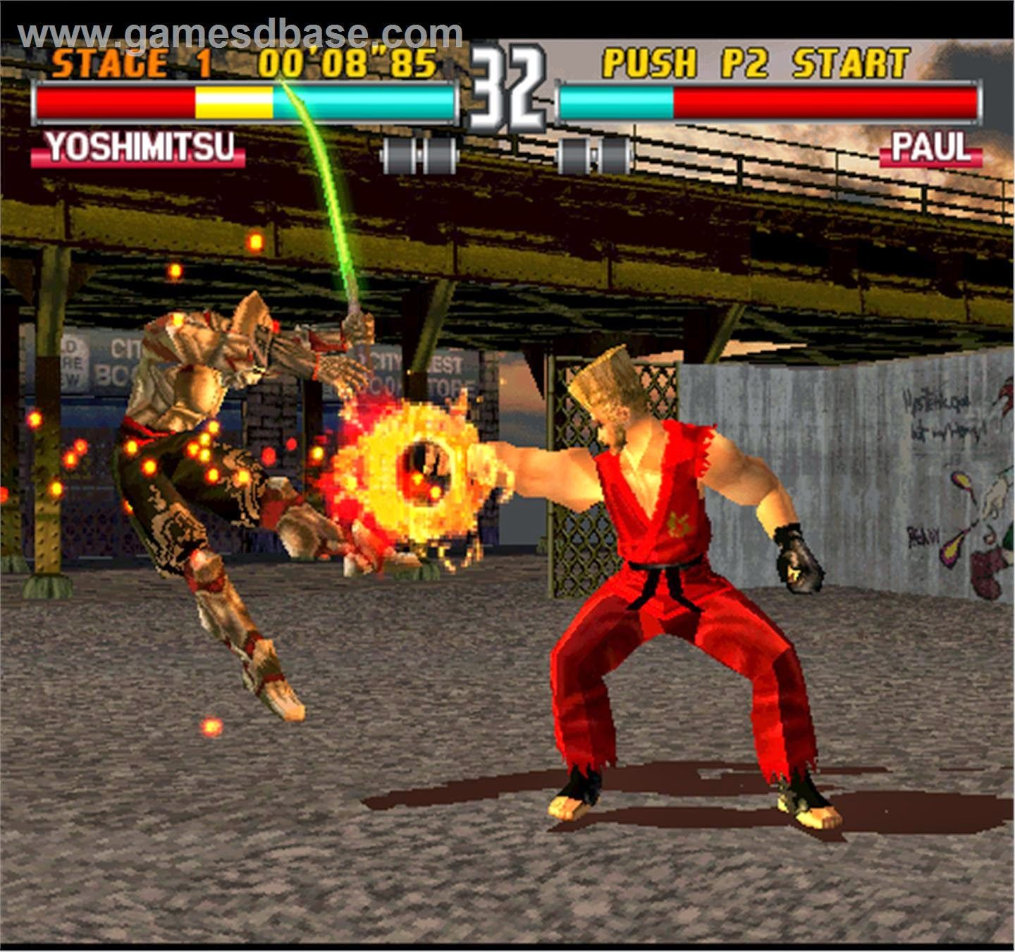Tekken 3 Game Free Download For PC Full Version (With