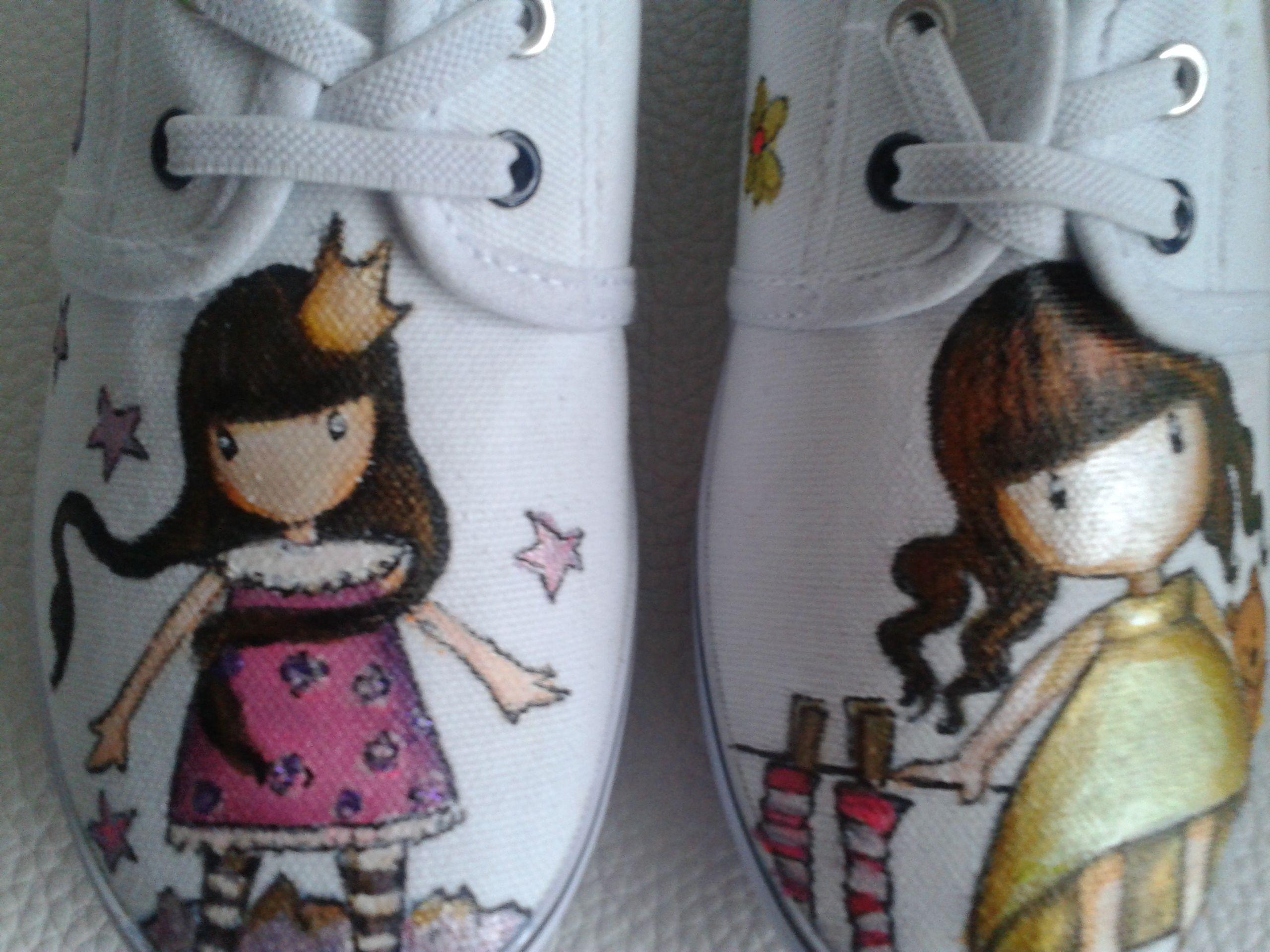 gorjuss  shoes  Pinterest