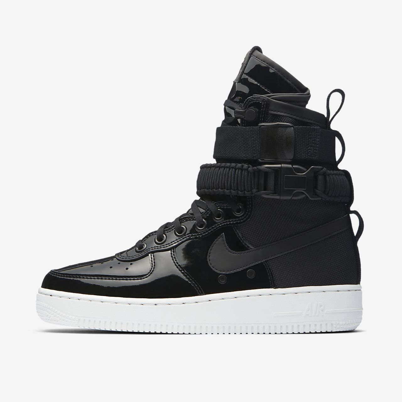 buy online 021a3 bef76 Nike SF Air Force 1 SE Premium Womens Shoe