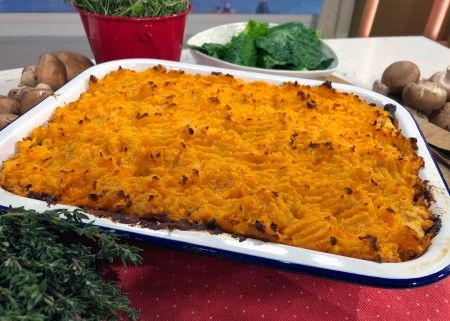 Phil's Vickery TV - Shepherd's Pie with Green Lentils in ...