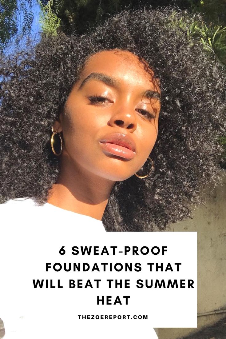 Wunder2 LAST & FOUND[ATION] Sweat proof makeup, Best