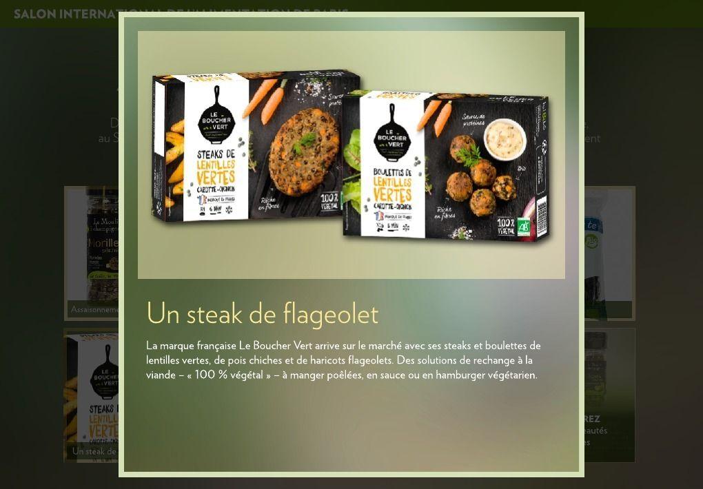 Sept aliments innovants Ici croquettes ou boulettes de lentilles vertes, pois chiches et haricots. Parfait pour un repas sans viande. - La Presse+