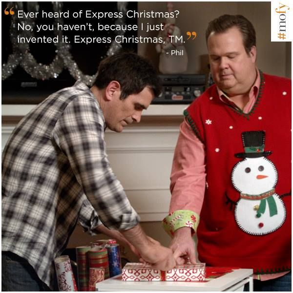 Modern Family Christmas Episodes.Pin On Words With Family