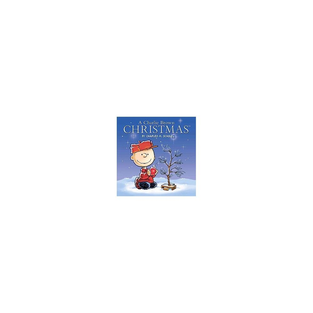A Charlie Brown Christmas ( Peanuts Picture Books) (Reprint) (Hardcover)