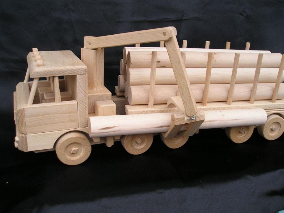 lkw holztransport spielzeug holz transporter spielzeug lkw 60 cm holzspielzeug. Black Bedroom Furniture Sets. Home Design Ideas