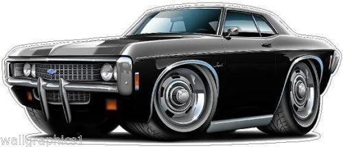 Chevy Impala SS 396 Turbo