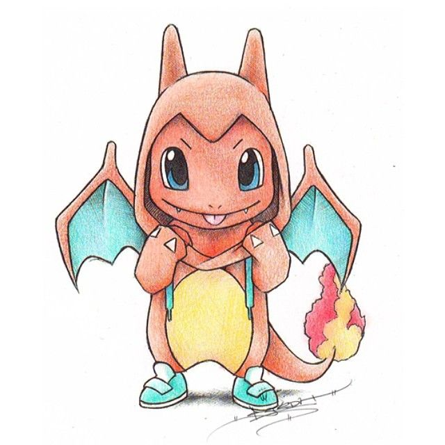 Salam che dans son kigurumi dracofeu g anime monsters cute pokemon pok mon - Pokemon evolution salameche ...