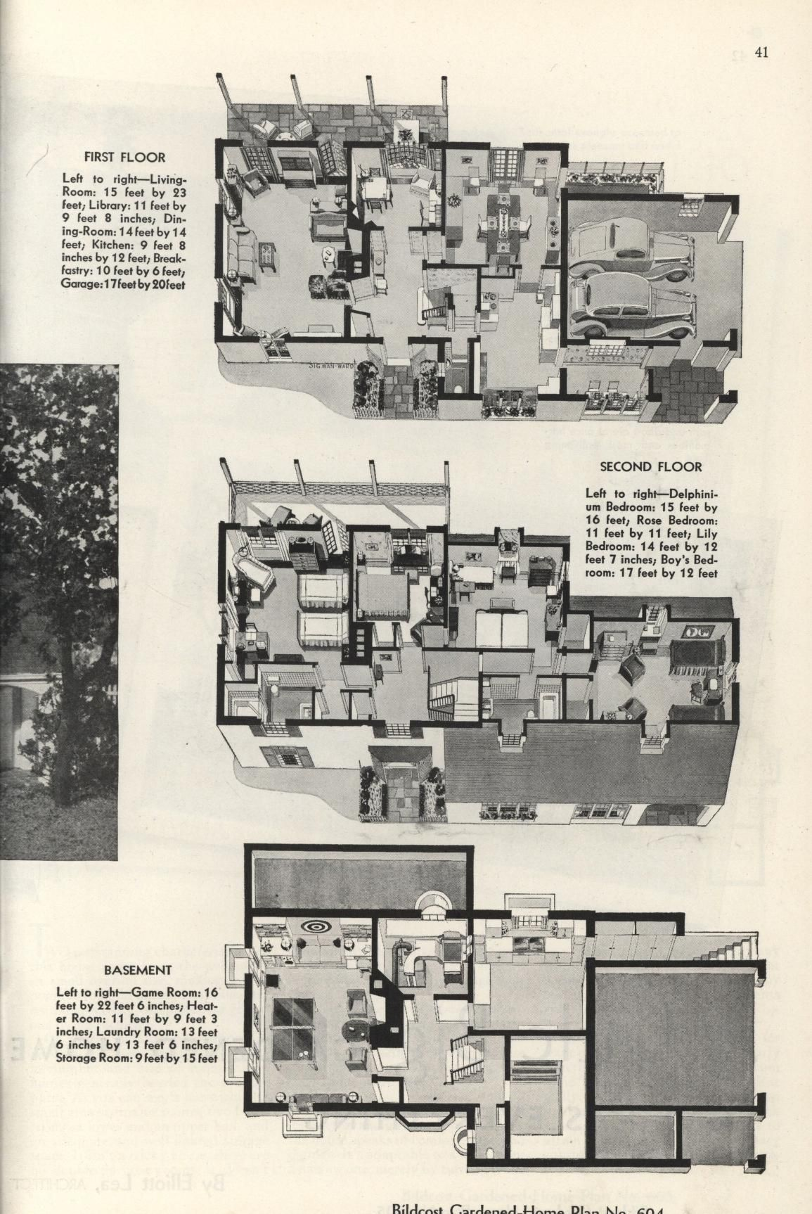 The Book Of Bildcost Gardened Home Plans Floor Plans House Plans Better Homes And Gardens