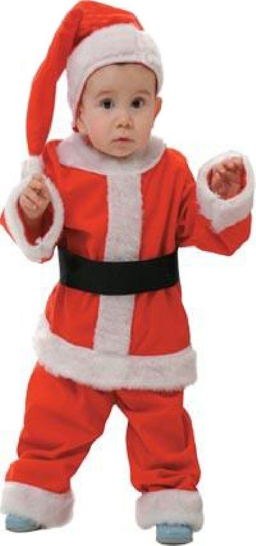 Disfraz papa noel ni o navidad papa noel disfraces de - Disfraz papa noel nino ...
