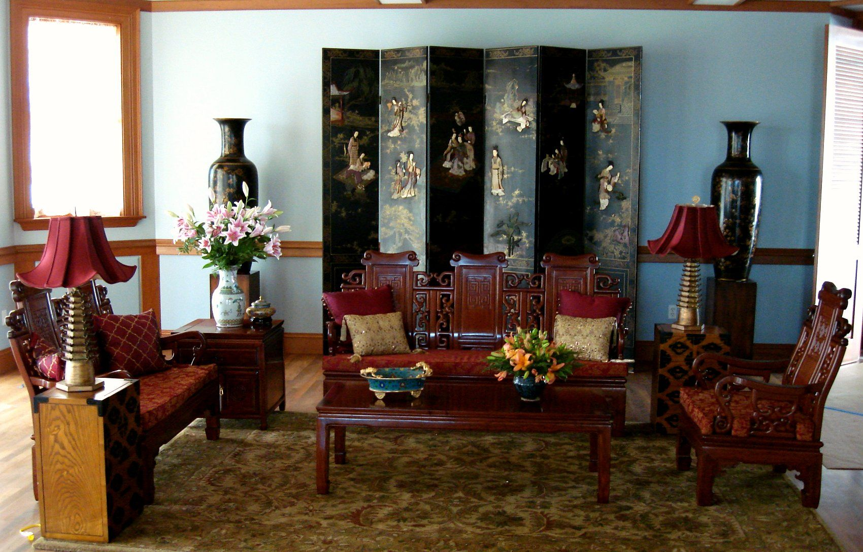 46+ Japanese living room curtains ideas