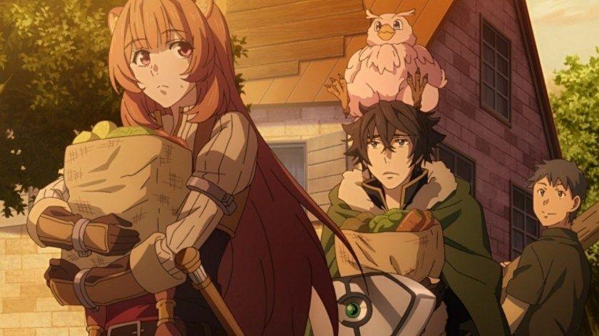 The Rising Of The Shield Hero Raphtalia And Naofumi Filo Anime Therisingoftheshieldhero Raphtalia Naofumi Filo Anime Anime Romance Novel Characters