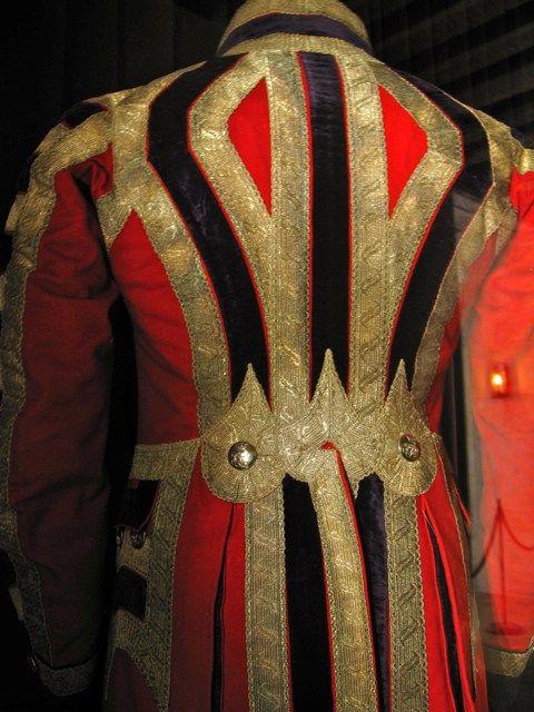 Servant Uniform,  Petit Trianon, Versailles,