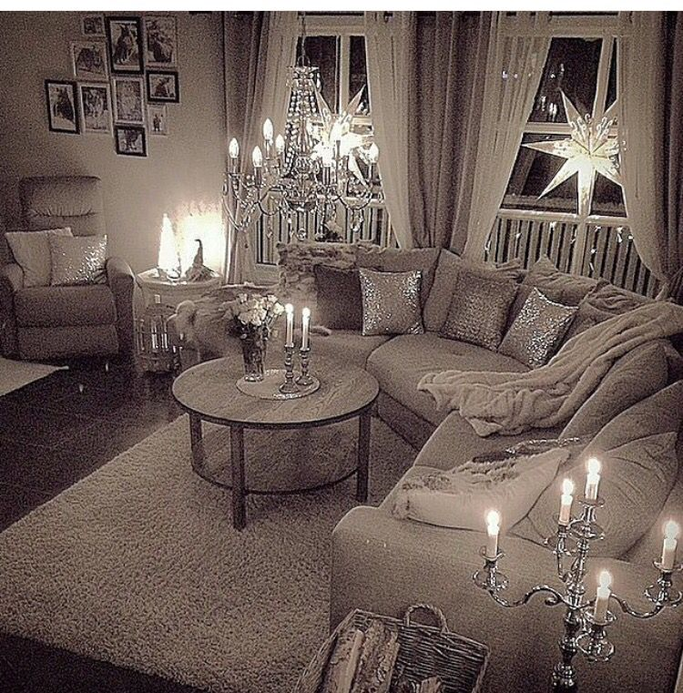 Grey Glam Living Room Ideas: Pin By Tornette Cummings On Home